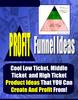 Thumbnail Profit Funnel Ideas